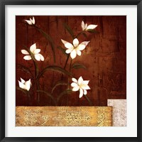 Framed Orchid Melody II
