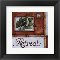 Framed Retreat