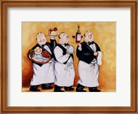 Framed Haute Cuisine II