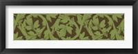 Framed Ivy Frieze I