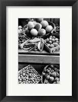 Framed Farmer's Market II