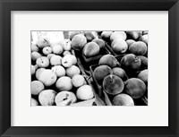 Framed Farmer's Market III