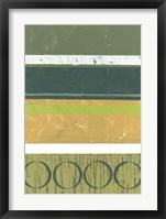 Precipice IV Framed Print