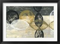 Framed Half Moon II