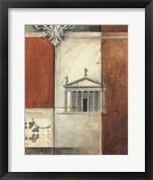 Framed Architectural Measure I