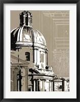 Aesthetic Design II Framed Print
