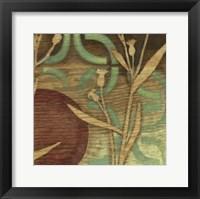 Framed Ornamental Garden IV