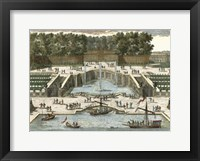 View of France I Framed Print