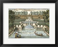 View of France II Framed Print