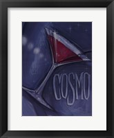 Framed Cosmo
