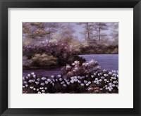 Framed Blooming Isle