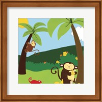 Framed Jungle Jamboree II