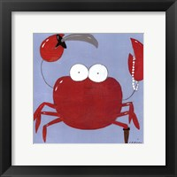 Framed Barnacle Pete