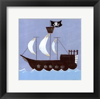 Framed Ahoy!
