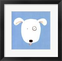 Kiki Framed Print