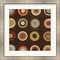 Framed Bullseye I