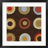 Bullseye II Framed Print