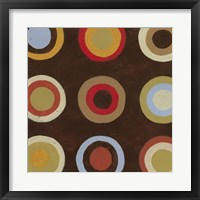 Bullseye III Framed Print