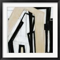 New Bridges II Framed Print