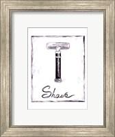Framed Shave