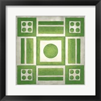 Classical Garden IV Framed Print