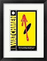 Framed Watchmen - style N
