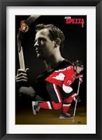 Framed Ottawa Senators - Jason Spezza - 08