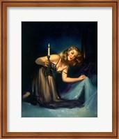 Framed Midnight Guest 1950