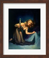 Framed Midnight Guest 1950