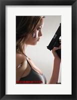 Framed Terminator: The Sarah Connor Chronicles - style BD