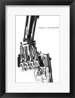Framed Terminator: The Sarah Connor Chronicles - style AQ