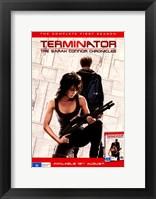 Framed Terminator: The Sarah Connor Chronicles - Austrailian - style U