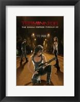 Framed Terminator: The Sarah Connor Chronicles - style S