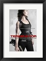 Framed Terminator: The Sarah Connor Chronicles - style AA