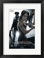 Framed Terminator: The Sarah Connor Chronicles - style AB