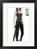 Framed Terminator: The Sarah Connor Chronicles - style AF