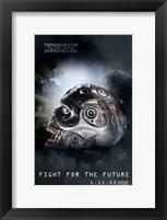 Framed Terminator: The Sarah Connor Chronicles - AI