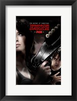 Framed Terminator: The Sarah Connor Chronicles - style AL