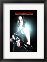 Framed Terminator: The Sarah Connor Chronicles - style AM