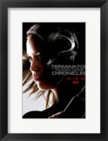 Framed Terminator: The Sarah Connor Chronicles - style W