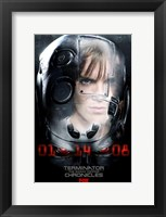 Framed Terminator: The Sarah Connor Chronicles - style U