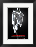 Framed Terminator: The Sarah Connor Chronicles - style BB