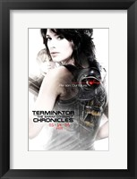 Framed Terminator: The Sarah Connor Chronicles - style AZ