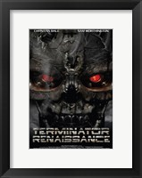 Framed Terminator: Salvation - French - style A