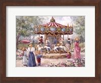 Framed Magical Horses