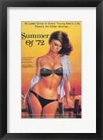 Framed Summer of '72, c.1982