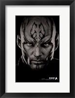 Framed Star Trek XI - Nero - style I