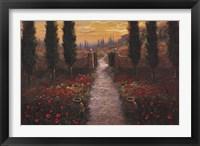 Framed Tuscan Portal