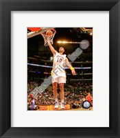 Framed Vladimir Radmanovic 2008-09 Action