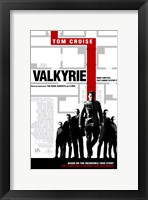 Framed Valkyrie, c.2008 - style C